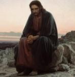 Kramskoy-Christ-in-the-Desert-wallpaper-1366x768