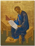 Матфей-пишет-евангелие
